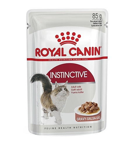 Royal Canin - Instinctive Adult in Gravy