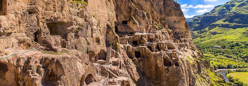 Prophototrip Georgian Caves