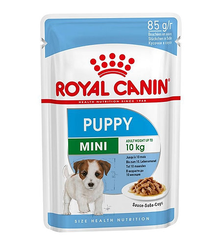 Royal Canin - Mini Puppy Wet Food