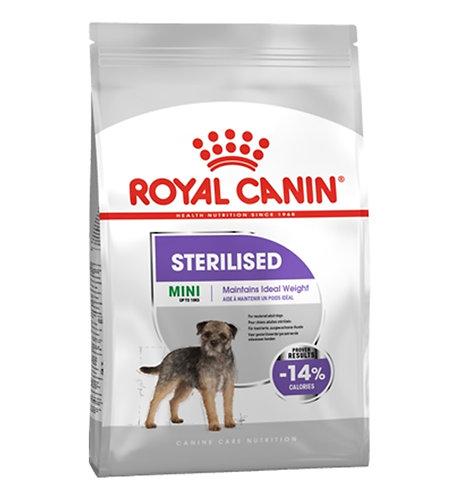 Royal Canin - Mini Sterilised Adult Dog