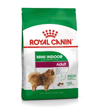 Royal Canin - Mini Indoor Life Adult