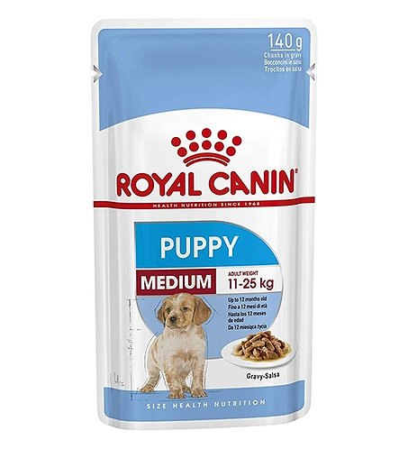 Royal Canin - Medium Puppy Wet Food