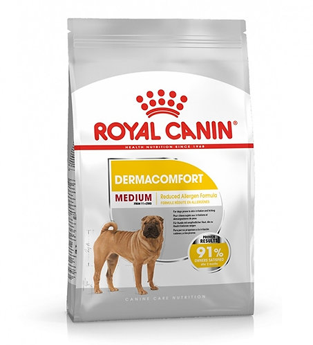 Royal Canin - Medium Dermacomfort