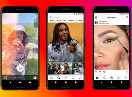 """THE LAUNCH OF """"INSTAGRAM REELS"""" – FACEBOOK IS SET FOR GLOBAL LAUNCH OF ITS TIKTOK COMPETITOR"""