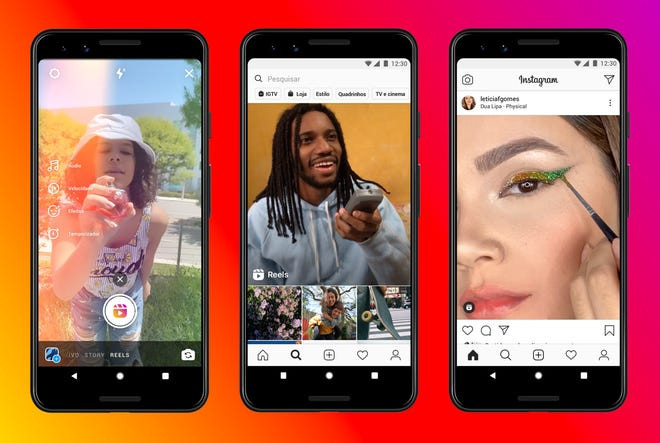 "THE LAUNCH OF ""INSTAGRAM REELS"" – FACEBOOK IS SET FOR GLOBAL LAUNCH OF ITS TIKTOK COMPETITOR"