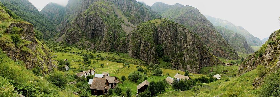 Prophototrip Georgian kazbegi