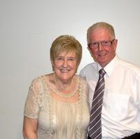Robert and Rosemary McAuley
