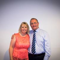 Trevor and Diane Hill