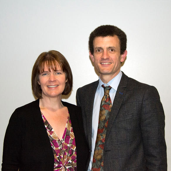 Robert and Helen Holden