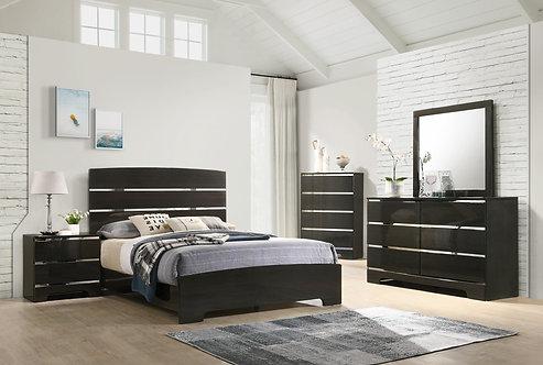 B4830 Chantal Bedroom Suite, King or Queen
