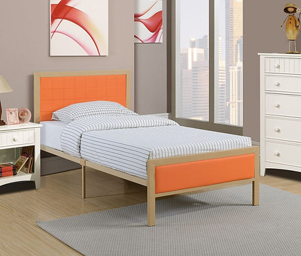 F9391 Twin Size Platform Bed