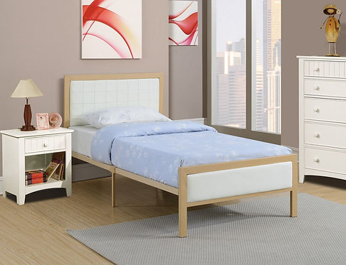 F9392 Twin Size Platform Bed