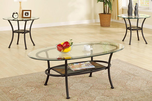 F3104   3PCS COFFEE TABLE SET