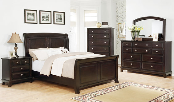 B1820 Kenton Bedroom Suite, KIng or Queen