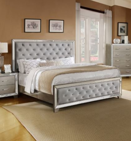 B7680 Cosette Bedfame