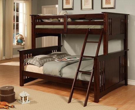 TF602 Twin/Full Bunk Bed