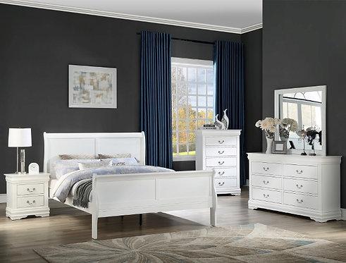 B3650 Luis Philip Bedroom Suite, King, Queen,Full or Twin