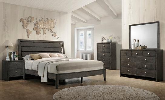 B4720 Evan Bedroom Suite, King , Queen , Full or Twin