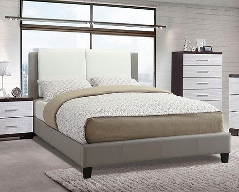 F9337 Queen Size Platform Bed
