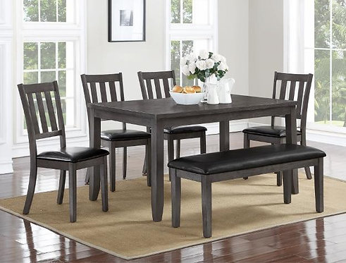 2361 Cosgrove 6pc. Dining Table Set