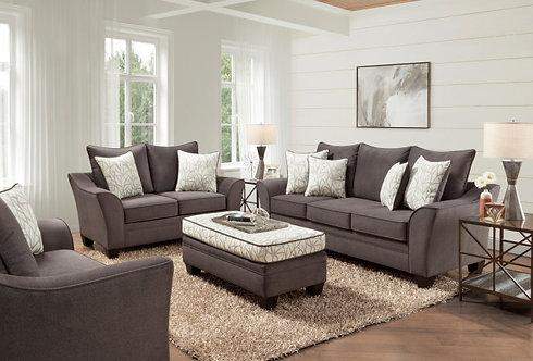 Washington 1060 Sofa and Loveseat