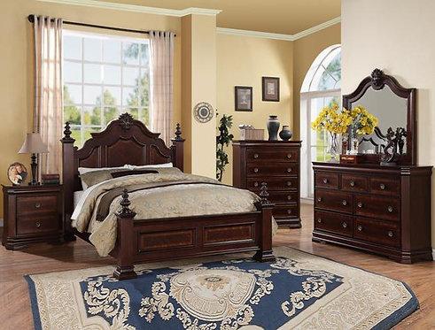 B8300 Charlotte 5Pc. Queen/King Bedroom Set