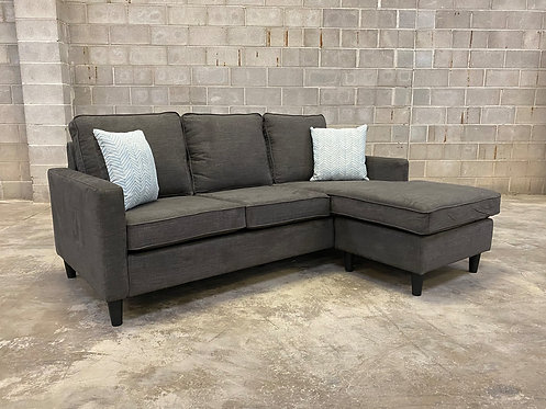 MARCO GREY SECTIONAL