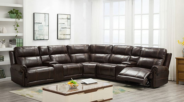 HH227 Recliner Sectional