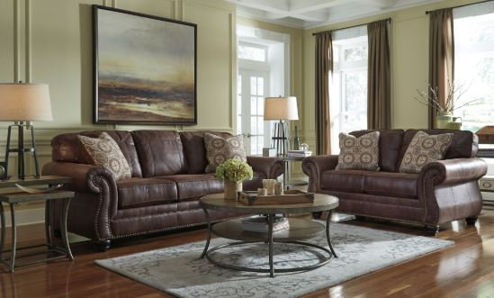 Ashley Sofa and Love Seat 800 Breville
