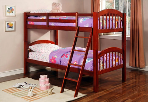 4524CH -Twin/Twin Bunk Bed
