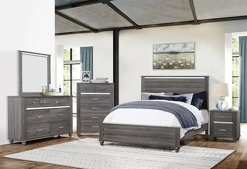 B9520 Gaston Bedroom Suite, King or Queen