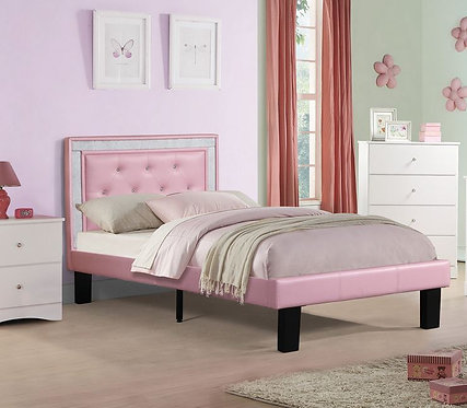 F9375 Twin Size Platform Bed
