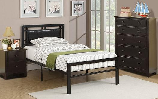 F9413 Full Size Platform Bed