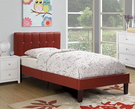 F9359 Twin Size Platform Bed