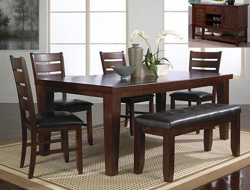 2152 Bardstown 7Pc. Dining Table Set