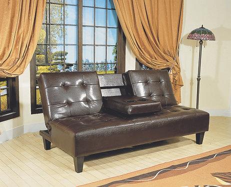 5280 Bennett Adjustable Sofa, Espresso