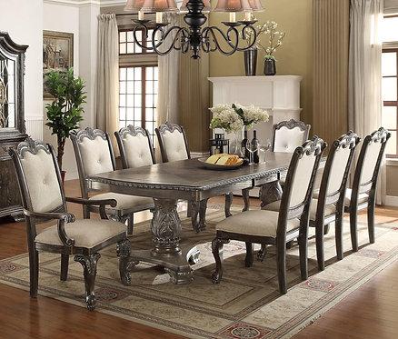 2151    Kiera Grey 7pc. Dining Table Set