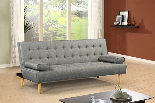 HH2050 grey futon sofa