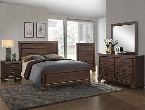 B5510 Farrow 5Pc. Queen Bedroom Set