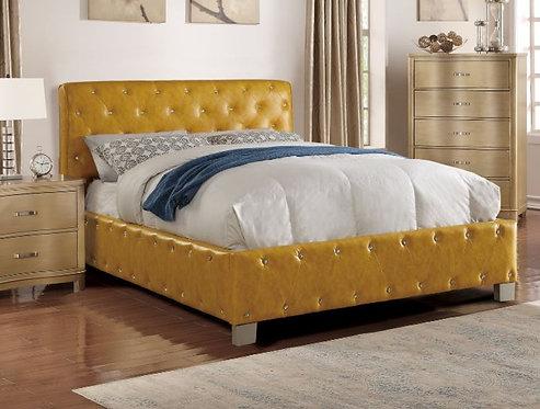 F9390 King Size Platform Bed