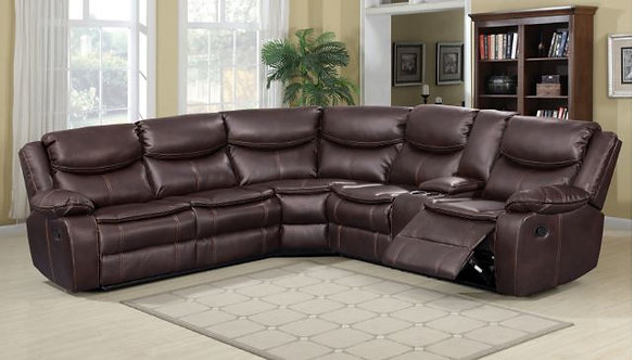 Kelliwood Recliner Sectional