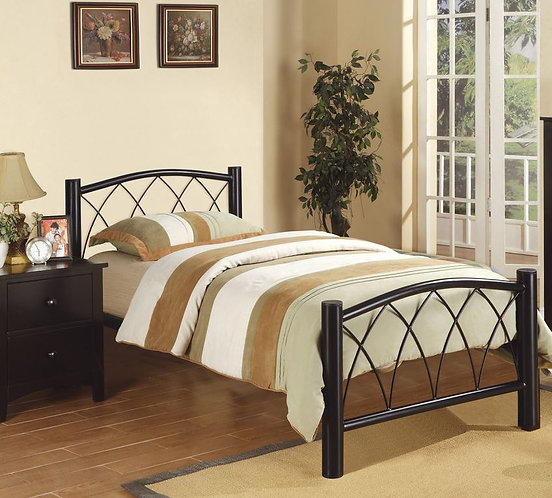 F9016 Twin Size Platform Bed