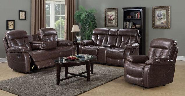 Dallas 3pc Livingroom Set