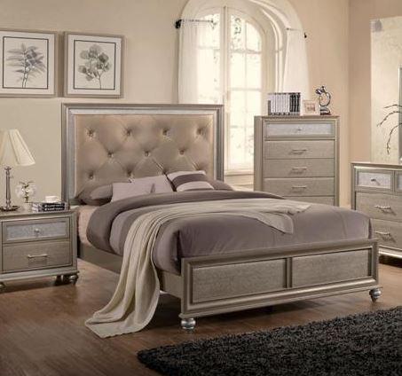 B4390 Lila King Size Bedframe