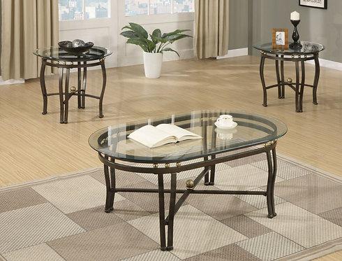 F3093 3PC Coffee Table Set