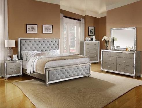 B7680 Cosette Bookcase 5Pc. Queen/King Bedroom Set