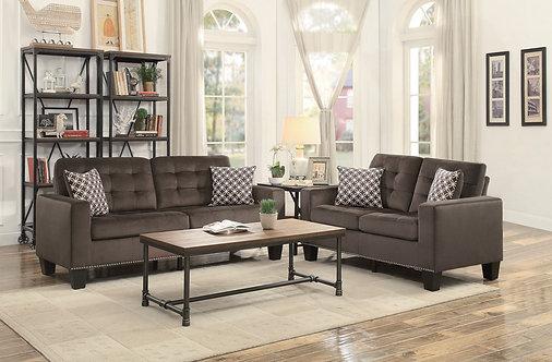 9957CH | Sofa & Love Seat Set