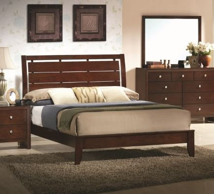 B4700 Evan Queen Size Bedframe