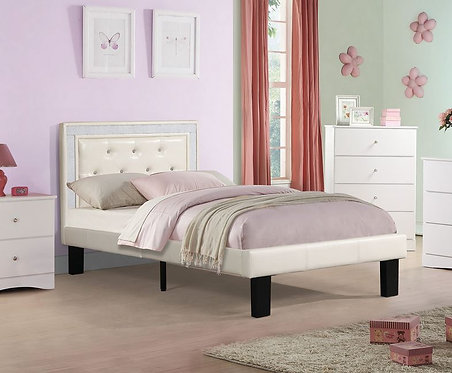 F9374 Twin Size Platform Bed
