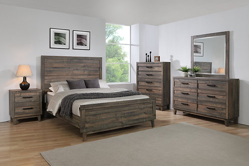 B8280 Tacoma Bedroom Suite, King , Queen, Full or Twin